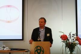 Welkom door gastheer Ted van den Bergh, stichting Triodos Foundation