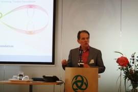Moderator stichting Dialoog, Ron Henkes